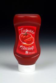 Ketchup bottle