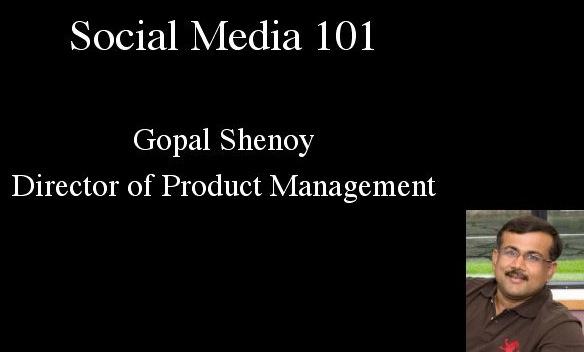 Gopal Shenoy