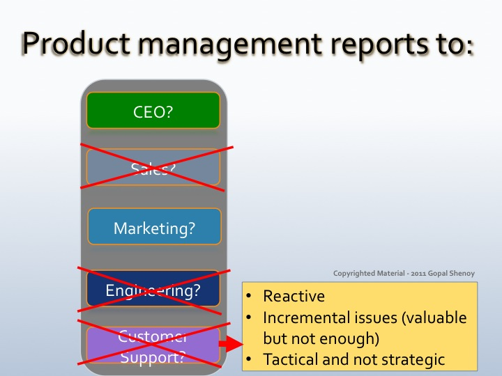 what do product managers do